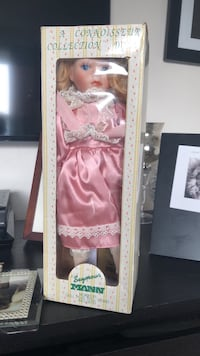 Seymour Mann Evelyn doll