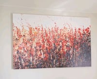 Canvas painting  South Riding, 20152