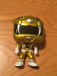 Yellow power ranger pop Front Royal, 22630