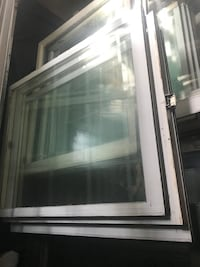 White wooden framed windows Cheverly, 20785