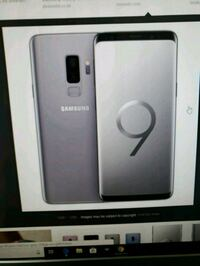 Galaxy S9 for sale/trade for iPhone X Winnipeg, R3G 0W4