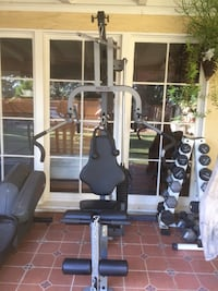 Precor Zuma Strength-Training & Fitness Home Gym Los Angeles, 91406
