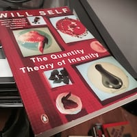 The Quantity Theory of Insanity by Will Self book Burlington, L7L 4C2