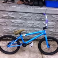 Blue pro bmx bike for sale or trade Simcoe, N3Y 1L5