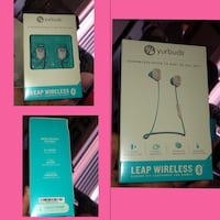 New Unopened Women Bluetooth Headphones With Arm Band San Marcos, 92078