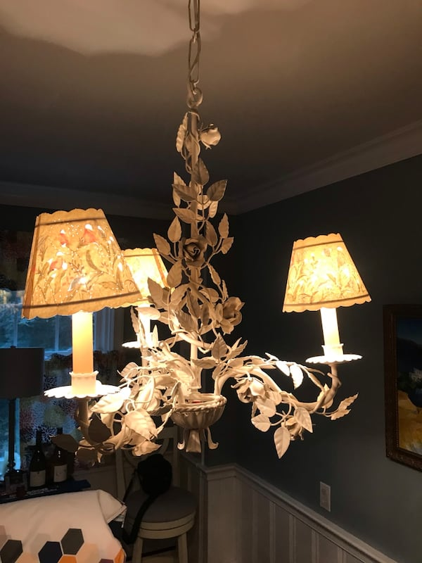 Vintage Whimsical Chandelier 0