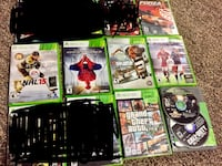 Xbox 360 games. No scratches London, N6B