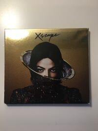 Xscape (CD + DVD) 771 mi