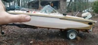 Glass tron  85 evanrude boat.with trailer.  Dawsonville, 30534