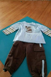 Outfit 3 to 6 months Los Angeles, 91325
