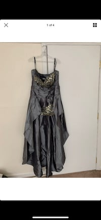 Prom dress. Formal dress. Gray Gown Gerrardstown, 25420