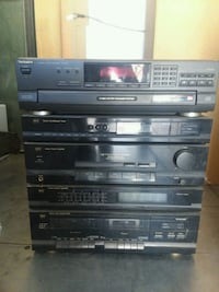 Old audio equipment  Peoria