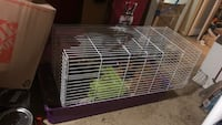 white and purple pet cage Annandale, 22003