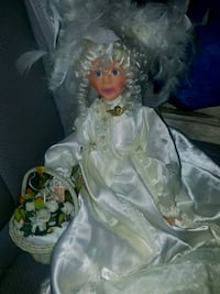 A limited edition doll $39 Willoughby Hills, 44094