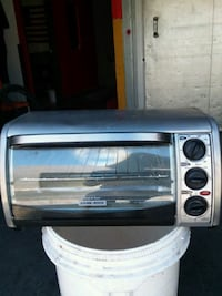 BLACK AND DECKER TOASTER OVEN Las Vegas, 89169