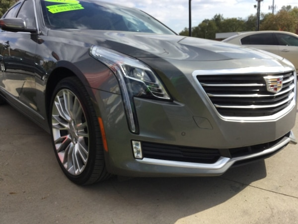 ***GREAT DEAL*** 2017 Cadillac CT6 Sedan 3.6L Luxury AWD rates as low as 4.95 6