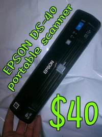 EPSON DS-40 portable scanner Vancouver, 98686