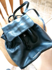 Black Leather Victoria's Secret Bag Winchester, 22601