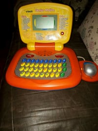 red and yellow Vtech learning toy Montréal, H4L 3J3