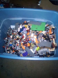 Bucket of Legos 53 sets  Midwest City