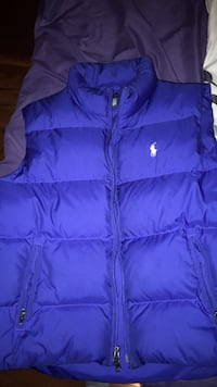 Polo M men's vest(negotiable)