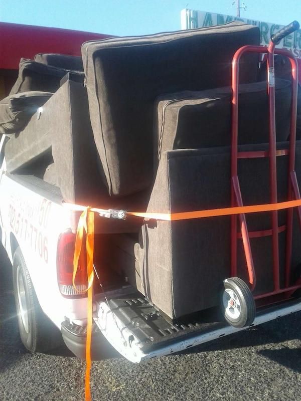 FURNITURE DELIVERY NEW OR USED