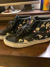 Limited edition toy story high top vans 10.5 Concord, 94520