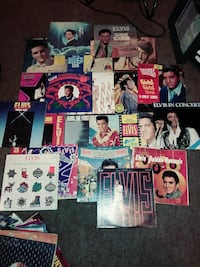 Elvis Presley Viynl Record Collection  Lexington, 27292