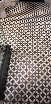Cement tiles from Morocco