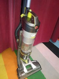 Vaccuum cleaner brand Hoover