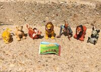 Complete set of seven 1994 Lion King toys Annandale, 22003