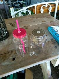 clear glass bottle with lid Porterville, 93257