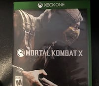 Xbox one Mortal combat x Crystal Lake, 60014