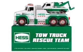 HESS 2019 TOW TRUCK