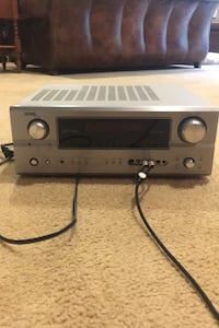 Denon 875 watt surround sound receiver Oakton, 22124