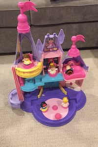 Disney Princess Little People Songs Palace by Fisher-Price Pickering, L1V 2W1