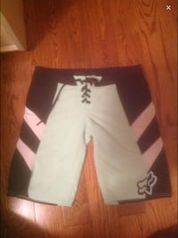 White and black adidas pants Saanich, V8Y 1X8