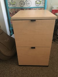 Filing Cabinet with stack full dividers