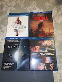 Selling Blu-Rays! Mississauga, L5A 3K7