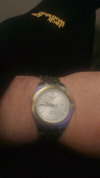 Want to sell my watch...tissot  Huddinge, 143 40