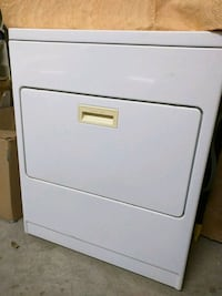 Whirlpool front-load clothes dryer