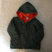 12-24 months old navy mid-weight hooded jacket Haverhill, 01832