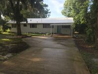 HOUSE For sale 3BR 1.5BA on the water  with a dock new metal roof. And new AC Hernando