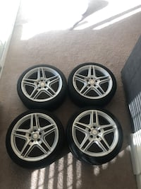 Mercedes Benz rims Fort Belvoir, 22060