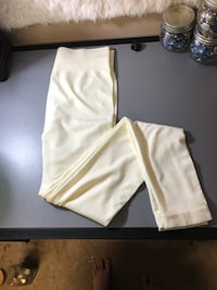 White leggings one size fits all Evansville, 47715
