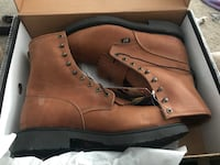Justin work boots size 13d Odessa, 79764