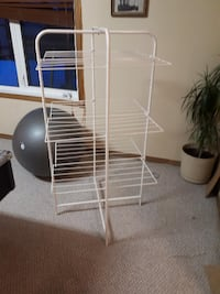 CLOTHES DRYING RACK REDDEER