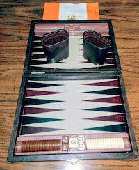 Great for Christmas! Backgammon game