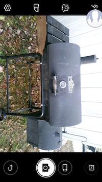 smoker charcoal grill Edgewood