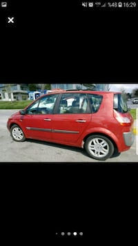 2007 Renault Scenic II 1.5 DCI 100 EXCEPTION